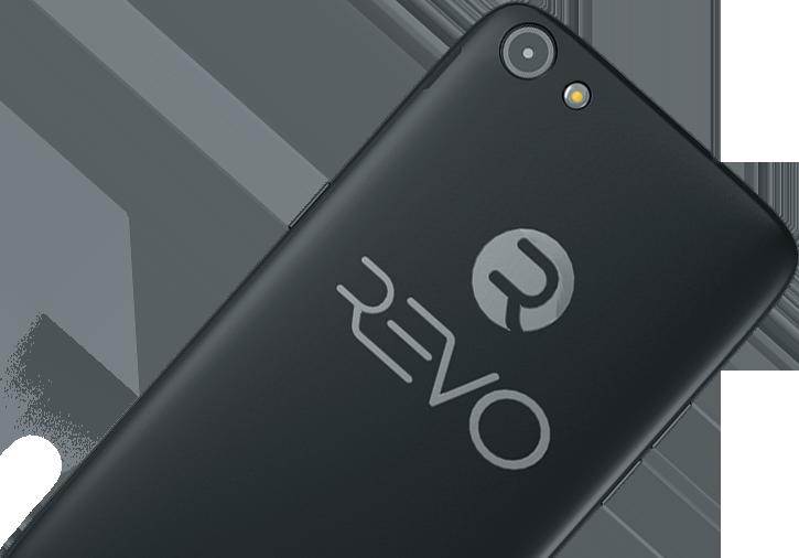 RevoPhone K850 Back